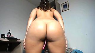 Amazing MILF huge squirting orgasm