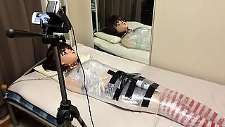kigurumi mummification two