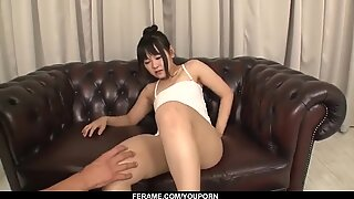 Koyuki Ono fucked with toys and made to swallow - More at Slurpjp.com