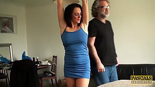 limited milf Jess Scotland dominated and roughly smashed