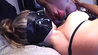 Cute MILF masturbating   fucked to 7 real Orgasms, then facialized