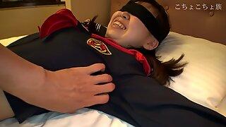 Minegishi the Sailor tickled Pt. 1