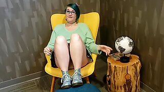 BBC Story Time with Seattle Ganja Goddess: Sex worker vlog natural tits