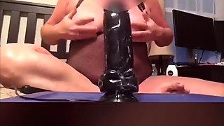 Mom is such a slut