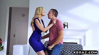 Brandi love and her thick dick husband smash their realtor