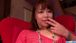 Maika cums hard in this japanese masturbate video - More at javhd.net - Maika Javhd