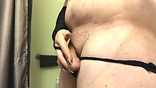 Slutty Sissy Toys Fat Ass And Cums